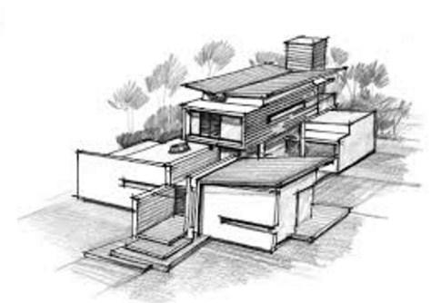 Best Architecture House Design Sketch Design Decoration Of