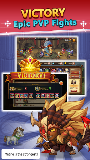 Heroes Legend - Epic Fantasy RPG 2.1.6 screenshots 11
