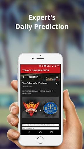 Dream11 pro prediction tips & live score 1.11 screenshots 2