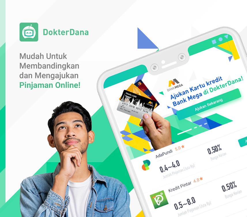 Dokterdana Agar Pinjaman Online Lebih Cepat Android Appar
