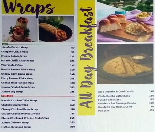 Faasos menu 1