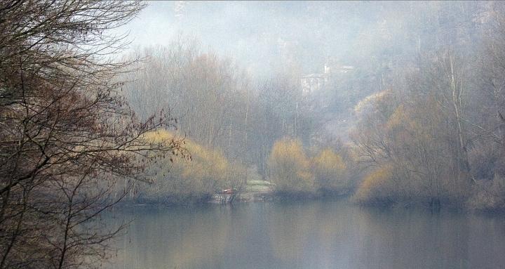 Con la nebbia di vagero