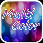 Multicolor Emoji Keyboard