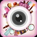 Magic Makeup Selfie Camera-Beauty Photo Editor icon