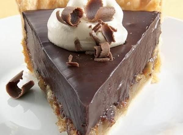 Chocolate Silk Pecan Pie Recipe