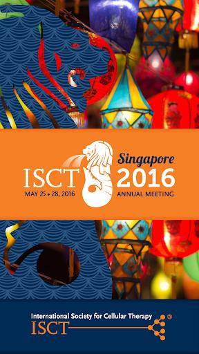 ISCT 2016 Singapore