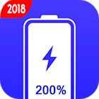 200 Battery life - Fast Charger Master icon