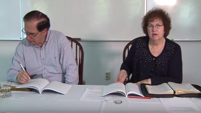 Foaia de observare Habacuc, capitolului 3|lecția 4