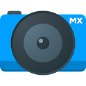 Camera MX - App photo vidéo icon