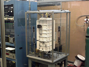 Photo: Advanced Stirling Radioisotope Generator in the fourth year of its test