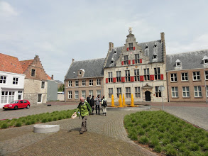Photo: Dit plein noemt de Balans. Vroeger werd hier gewogen.