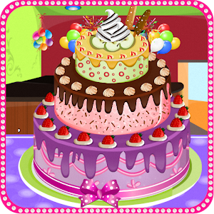 Download Decoration Of Cake : Download Delicious Cake Decoration for PC
