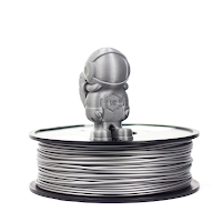 Silver MH Build Series ABS Filament - 1.75mm (1kg)