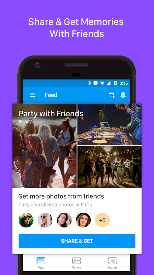 Shoto - Share Photos with Friends- screenshot