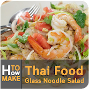How to Make Thai Food Glass Noodle Salad