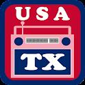 USA Texas Radio icon