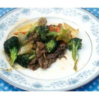 Beef 'n Broccoli Stir Fry