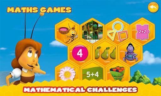 Maya the Bee: Play and Learn apkmr screenshots 4