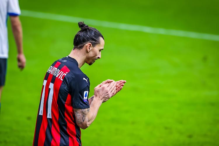 Zlatan Ibrahimovic victime d'insultes racistes lors du déplacement à Belgrade