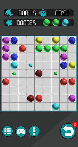Color Lines 2.4.3 APK MOD screenshots 2