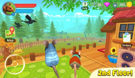 Mouse Simulator – Wild Life Sim Apk Download For Android and Iphone 5