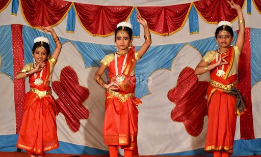 e52f9d6472743 Indian Classical Dance   Children Candids   Babies & Children   Pixoto