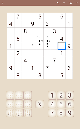 Conceptis Sudoku android2mod screenshots 6