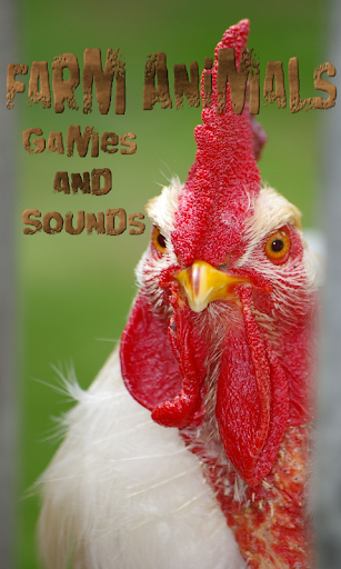 Animal Games For Kids: Farm