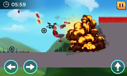 Crazy Wheels- screenshot thumbnail