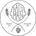 Logo for Bald Man Brewing Company