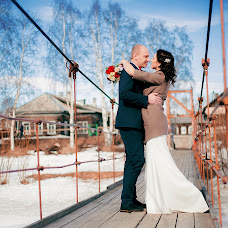 Wedding photographer Oksana Kirillova (oksana). Photo of 16.04.2017