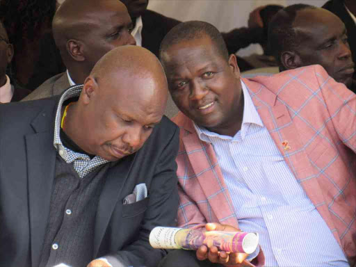 Image result for Kamket and Gideon Moi