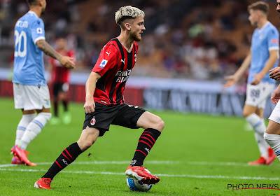 Officiel : Alexis Saelemaekers prolonge avec l'AC Milan jusqu'en 2026