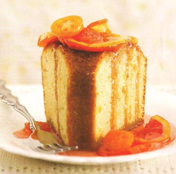 Ginger Pound Cake Recipe