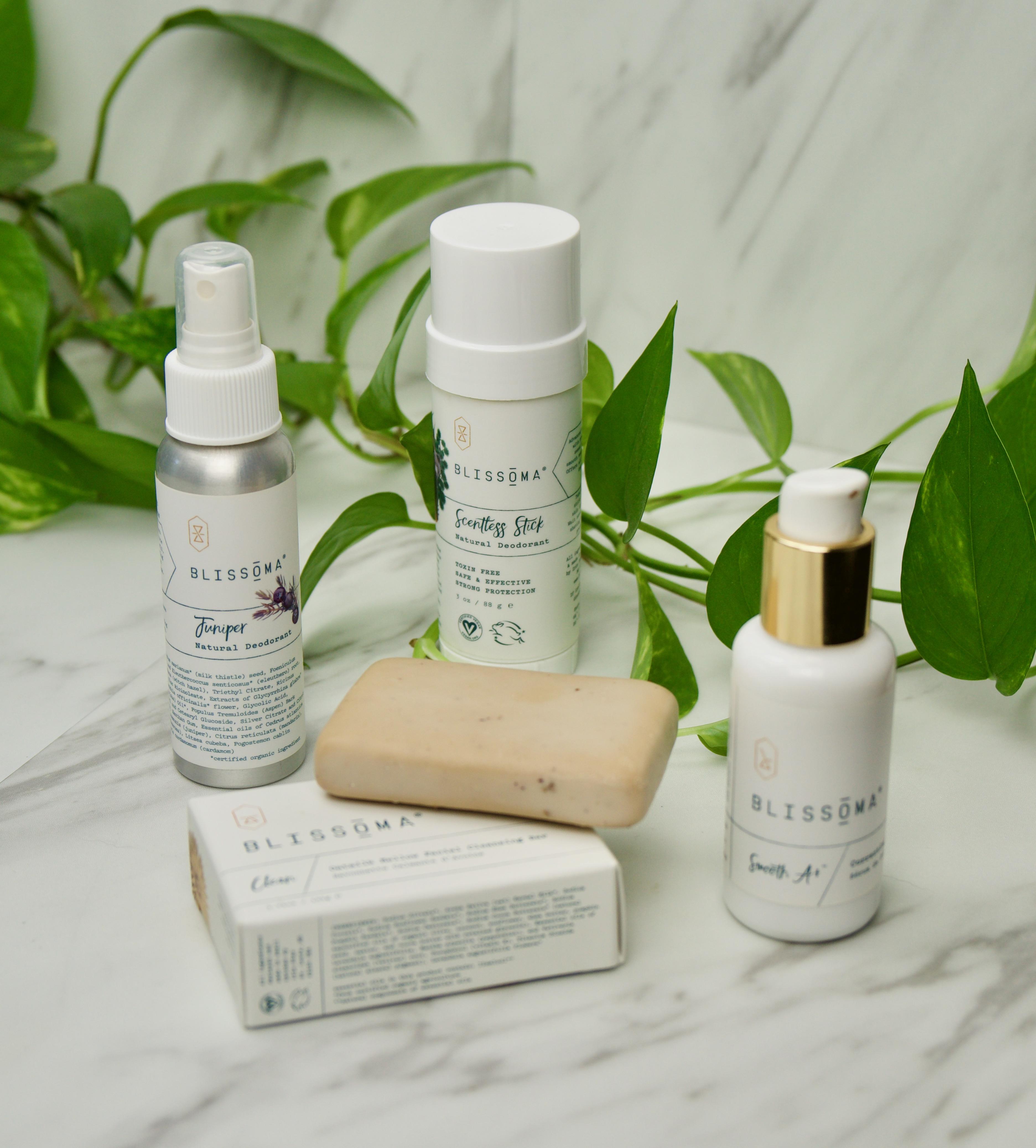 blissoma organic skincare review