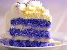 Easy Purple Velvet Cake Recipe