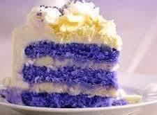 Easy Purple Velvet Cake