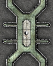 Photo: Another quick sewer map...