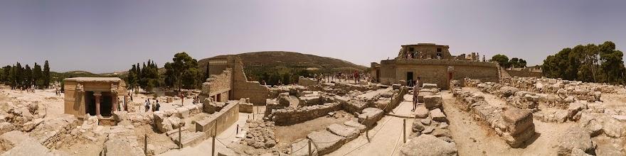 Photo: Greece, Crete, Knossos