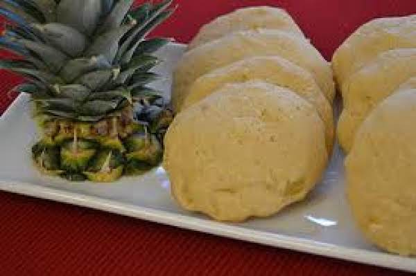 Mary Jane's Pineapple Cookies Recipe