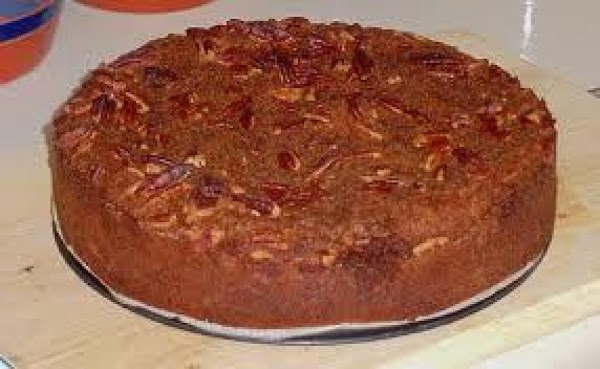 Pecan Streusel Coffee Cake Recipe