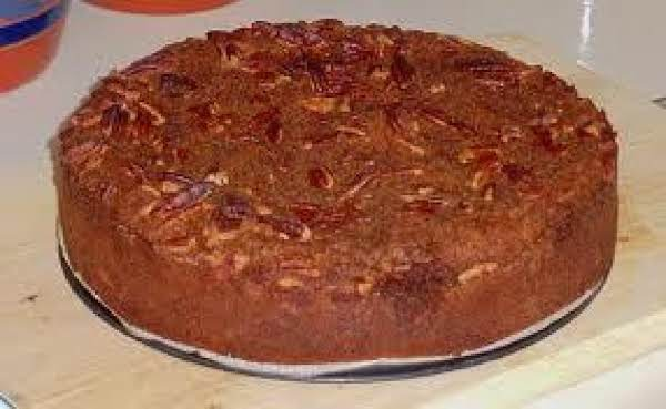 Pecan Streusel Coffee Cake Recipe