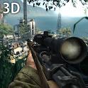 Sniper Camera Gun 3D icon