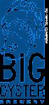 Big Oyster Noir Et Bleu