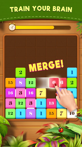 Drag n Merge: Block Puzzle  screenshots 2