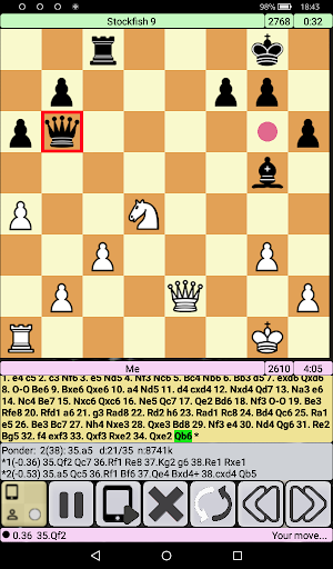 Chess for All 2.15 screenshots 9
