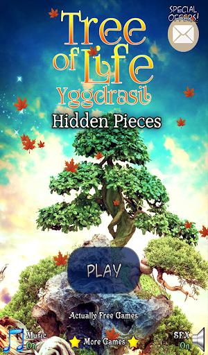 Hidden Pieces - Tree of Life