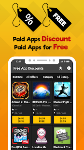 Free App Discounts Screenshot