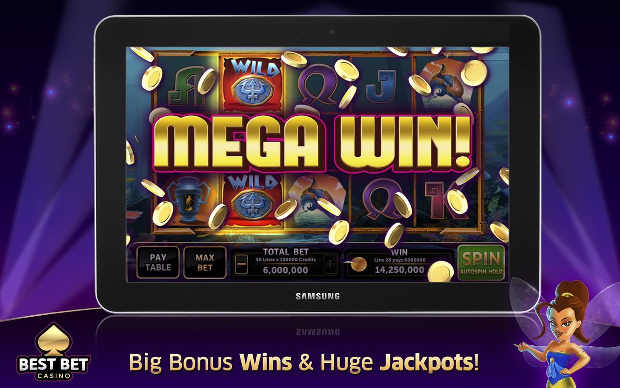 Bet And Win Casino App