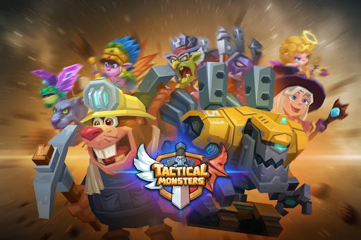 Tactical Monsters Rumble Arena -Tactics & Strategy  screenshots 7